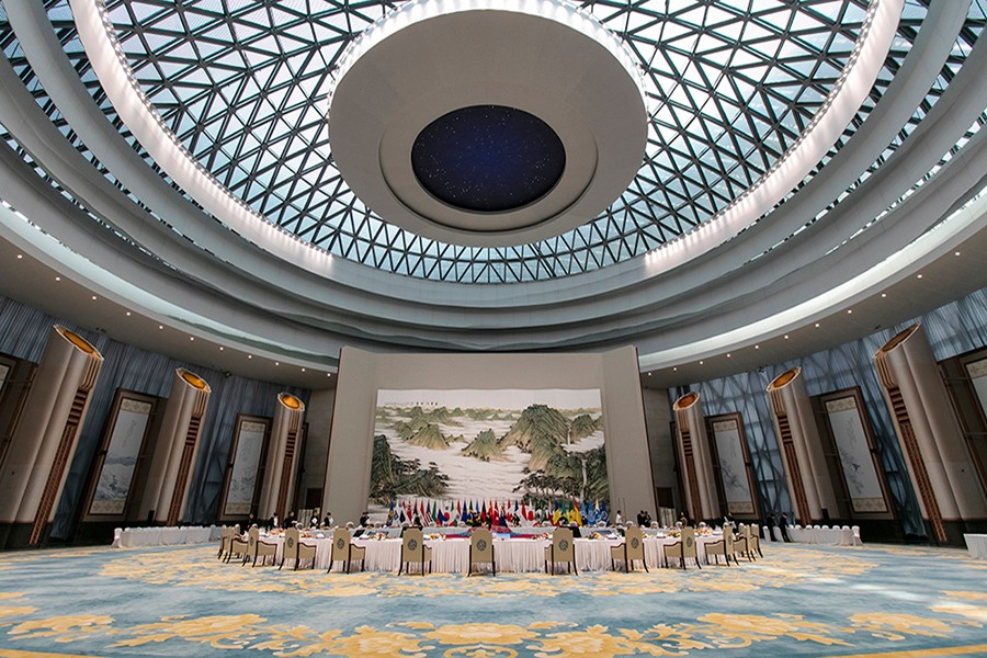 杭州奥体博览中心